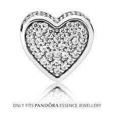 v shaped rings of diamond essence jewels are beautiful on their pandora essence charm 796084cz the hut