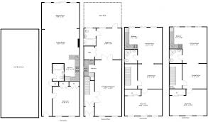 brownstone house plans in carroll gardens brooklyn 4 family 4