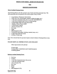 Sample Resume For A Highschool Student With No Experience by Ruben Studdard Backstage Rider The Smoking Gun