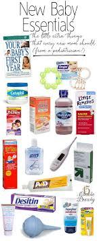 newborn baby necessities medicine cabinet baby medicine cabinet checklist bump center