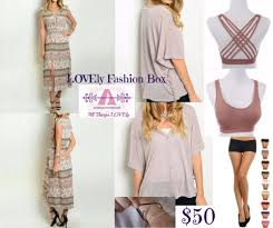 now offering curated fashion boxes boutique shopping free shipping