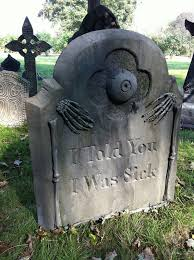 30 best celtic lane cemetery halloween tombstone designs images