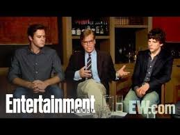 The Social Cast The Social Network Cast Interview Part 2 Of 5 Entertainment