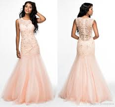 what to wear with a light pink dress light pink tulle mermaid pageant gowns with bling rhinestone 2018