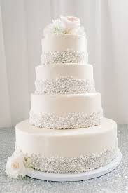 wedding cake designs 2017 25 fabulous wedding cake ideas with pearls elegantweddinginvites
