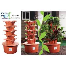 grow up hydrogarden deluxe kit hgtc the home depot hydroponic