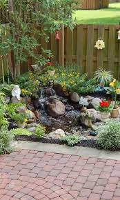 100 Small Garden Decorating Ideas by 100 Marvelous Small Waterfall Pond Landscaping Ideas For Backyard