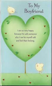 cym cards boyfriend birthday card published by wpl the perfume