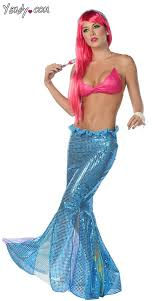 Womens Mermaid Halloween Costume 64 Mermaid Halloween Costume Ideas Images