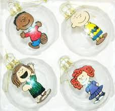 peanut character ornaments buy clear glass ornaments acrylic
