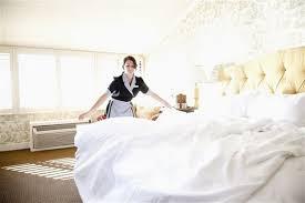 hotel femme de chambre le métier de femme de chambre