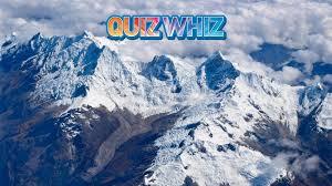 World Map Quiz Game by Quiz Whiz Geography