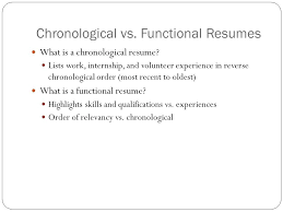 functional vs chronological resume u2013 okurgezer co