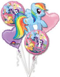 my pony balloons anagram international my pony birthday bouquet