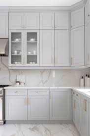 gray kitchen cabinets with white marble countertops stunning white marble kitchen white marble kitchen