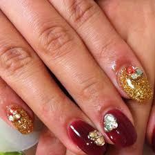 red acrylic nail designs 35 photos picsrelevant