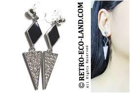 clip on earrings that don t hurt clip on earrings non pierced earrings archives comfortable