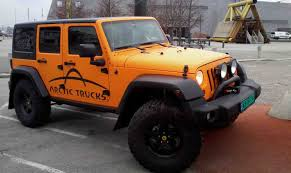 jeep arctic arctic trucks