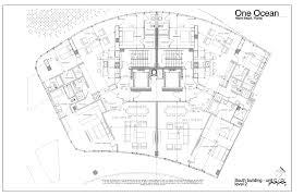 one ocean luxury condo for sale rent floor plans sold prices af floor plans