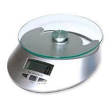 balance cuisine balance de cuisine ronde digitale d16x20cm