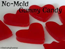 diy gummy candy u2013 no mold required u2013 the crafty feminist