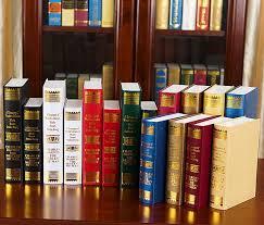 ensemble bureau biblioth ue faux livres livres anciens lot de quatre accessoires de