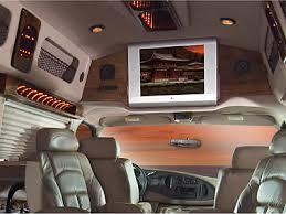 Ford Van Interior Luxury Conversion Van Limo Shuttle Hightop Interior Google