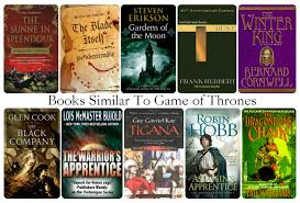 10 books similar to of thrones a song of and
