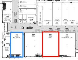 yorkdale floor plan yorkdale apple store s newer and larger location revealed floor