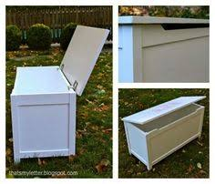 Build A Toy Box Car by Cool Simple Box Using Plain Pine Car Siding Material Multiple