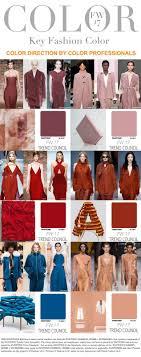 2017 color trend fashion trends trend council colors fw 2017 fashion vignette