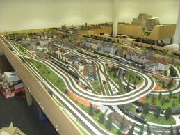 Garden Railway Layouts Professional Layout Services Mansfield Model Railway Exhibition