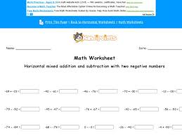 horizontal division worksheets u0026 worksheets for division with