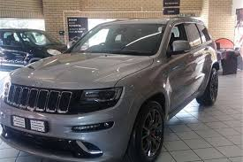 grey jeep grand cherokee 2016 2016 jeep grand cherokee srt8 cars for sale in gauteng r 1 179 990