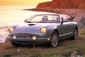 ford thunderbird 2001 car review honest john