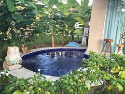 luxury bungalows at resort villas of pratagy with 73m2 and jacuzzi