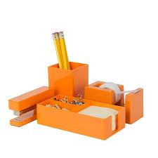 Colorful Desk Accessories 9 Best Orange Desk Accessories Images On Pinterest Desktop