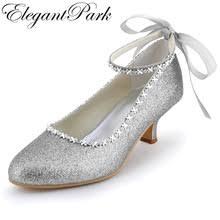 wedding shoes low heel silver popular low heel silver evening shoes buy cheap low heel silver