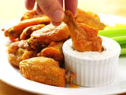 really oven fried buffalo wings recipe serious eats