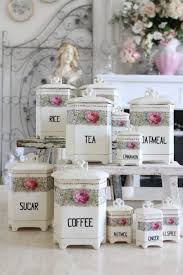 beautiful kitchen canisters 152 best kitchen cannisters glass storage images on