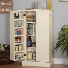 Kitchen Pantry Cabinets Pantry Cabinet Ebay