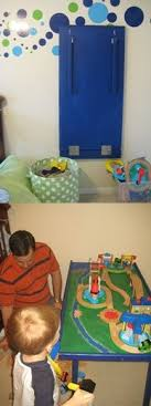 fold up train table fold up kids activity table train table table youtube