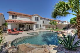 2 story house with pool 2 story home with pool and spa in marshall ranch community