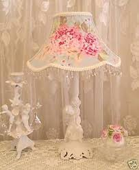 antique volkstedt lamp lamps pinterest lampshades shabby