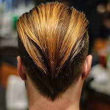 hair styles for back of 25 slicked back hairstyles men s haircuts hairstyles 2018