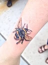 bee tattoos and designs page 94