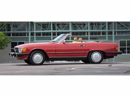 1986 mercedes benz 560sl for sale on classiccars com 23 available