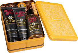 burt s bees repair gift set 3 creams plus