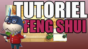 feng shui guide tutoriel le feng shui dans animal crossing new leaf youtube