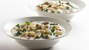 italian sausage soup recipe bettycrocker